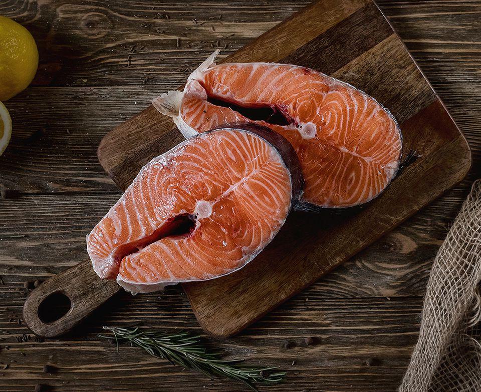 Вкусная рыба